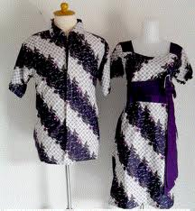 Batik Couple  Purple Couple  JUAL Batik Couple  Baju Batik